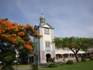 The Mico University College in Kingston is one of the oldest teacher training institutions in the world. (Photo: commons.wikipedia.org)