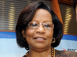 Dr. Jean Beaumont, the very able and dedicated director of the USAID/Jamaica Basic Education Project. (Photo: Gleaner)