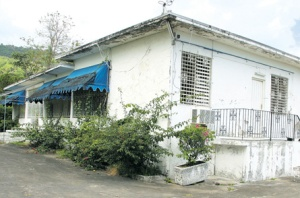 The House of the Uncontrollables. (Photo: Llewellyn Wynter/Jamaica Observer)