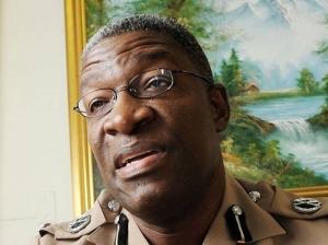 Former Police Commissioner Owen Ellington resigned effective July 1, 2014. (Photo: Gleaner)