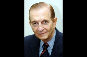 Former Prime Minister Edward Seaga. (Photo: Gleaner)