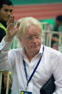 Winfried Schaefer is the Reggae Boyz' new coach. (Photo: Jamaica Observer)