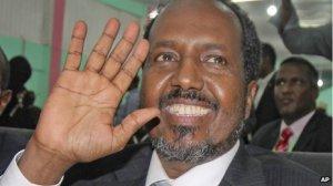 Somali President Hassan Sheikh Mohamud. (Photo: AP)