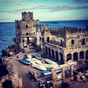 Old Mogadishu - Lighthouse.