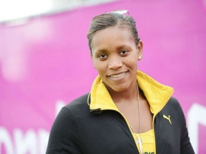 Jamaican swimmer Alia Atkinson also won two gold medals this week! (Photo: Ricardo Makyn/Gleaner)