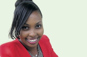 Tameka Hill is a youth advocate and spokesperson on human trafficking. (Photo: Garfield Robinson/Jamaica Observer)