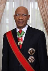 Governor General of Jamaica Sir Patrick Allen, ON, GCMG, CD (Photo: pr.com)