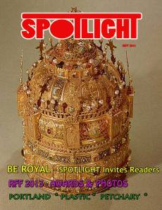 "The September issue of ""Spotlight"" magazine. Do take a read online!"