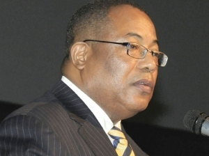 Minister of Industry, Investment and Commerce Anthony Hylton, M.P.