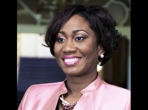 Children's Advocate Diahann Gordon-Harrison. (Photo: Gleaner)