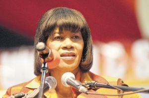 Prime Minister Portia Simpson Miller takes every criticism personally.