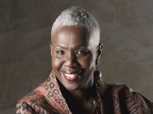 Professor Carolyn Cooper.