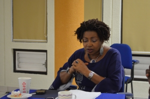 Professor Verene Shepherd of the Institute of Gender and Development Studies.(Photo: Cuso)