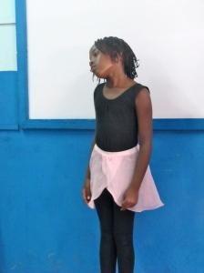 Dance class, Kingston.