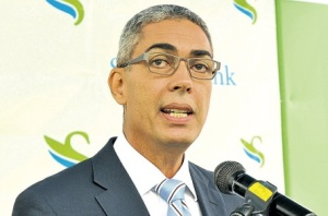 Chair of the Economic Programme Oversight Committee (EPOC) Richard Byles. (Photo: Jamaica Observer)