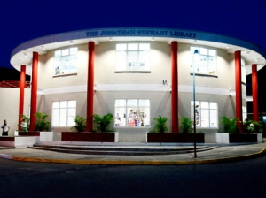 The Jonathan Stewart Library and Media Centre at Campion College, Kingston. (Photo: Gleaner)