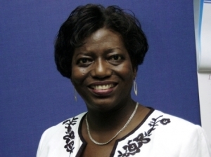 "The ""Gleaner""s Jenni Campbell is President of the Press Association of Jamaica."