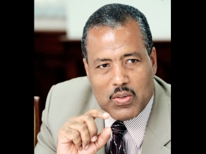Newly installed chair of the Port Authority of Jamaica Professor Gordon Shirley will kick off the PR campaign for the logistics hub in the Portland Bight Protected Area. (Photo: Gleaner)