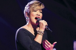Tessanne Chin is a beauty with an extraordinarily powerful voice.