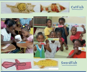A very fishy art activity!