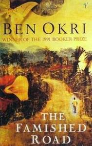 """The Famished Road"" by Ben Okri. My copy was destroyed by a hurricane - must get a new one!"
