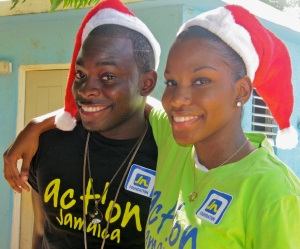 JN Foundation volunteers have gorgeous smiles!