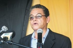 Local Government Minister Noel Arscott.