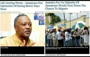 Do Jamaicans want to migrate or not?