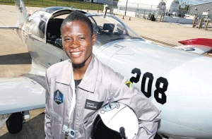 Dantè Djokovic at the Apollo Astronaut Space Academy (AASA) in Orlando, Florida. (Photo: Jamaica Observer)