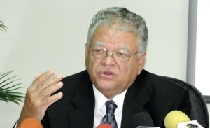 Mr. Karl Samuda is dramatizing the urgency of the logistics hub, somewhat. Too much blustering.