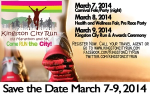Kingston City Run!
