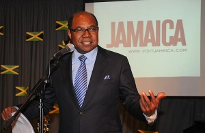 Former tourism minister Ed Bartlett is back now as Opposition Spokesman. (Photo: Jamaica Observer)