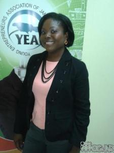 Erica Wynter has been elected President of the Young Entrepreneurs Association. (Photo: On The Ground News Reports)