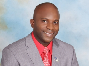 Dr. Mark Nicely, President of the Jamaica Teachers' Association, is Principal of William Knibb High School in Trelawny. (Photo: Jamaica Teachers' Association)