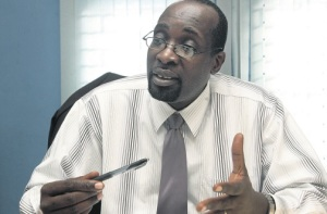 Opposition Senator Ruel Reid has come in for a great deal of criticism. (Photo: Jamaica Observer)