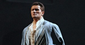 Piotr Beczala as The Prince.