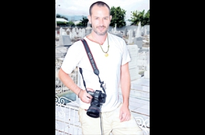 Wyatt Gallery in Kingston's Jewish Cemetery at Orange Street. (Photo: Jamaica Observer)