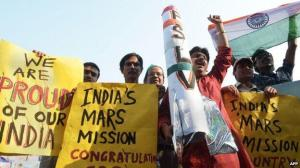 Some Indian nationals are very happy that they have their name on the list to travel one-way to Mars in 2024. (Photo: BBC)