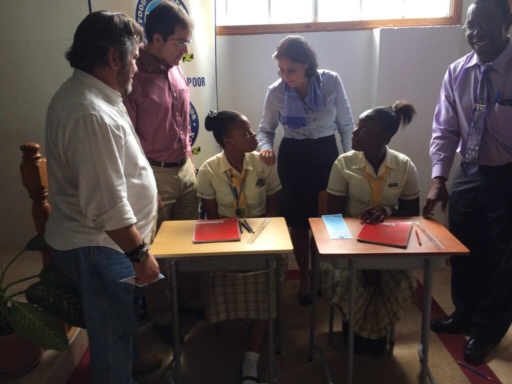 The Structure of Learning, and Two Spanish Foundations in Jamaica