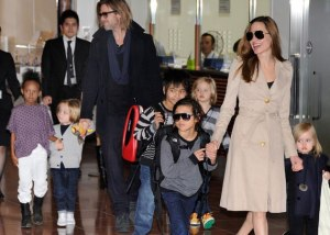 The Brangelina tribe.