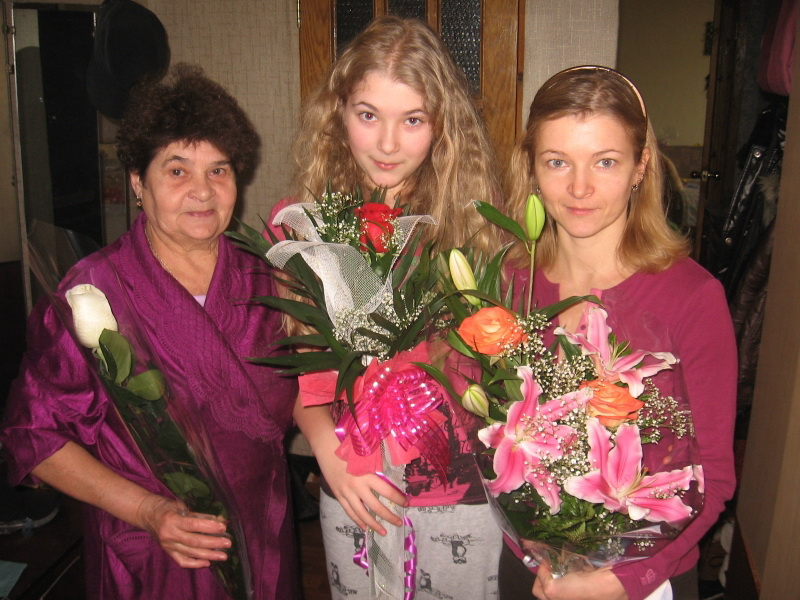 Day Russian Women With 48