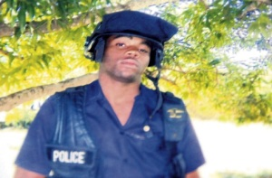 Police Constable Christopher Foster died in a tragic car crash.