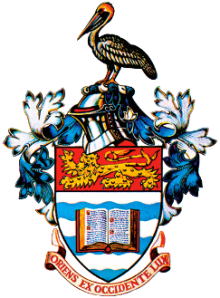 UWI Coat of Arms.