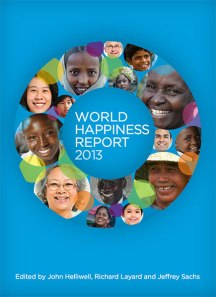 The World Happiness Report is a product of the UN's Sustainable Development Solutions Network (SDSN).