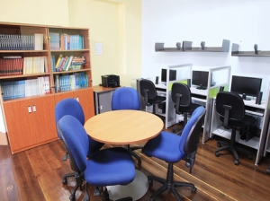 Mount Olivet Boys' Home's beautiful computer lab. (Photo: Gleaner)