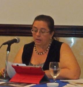 Sophie Grize  Roumel, of the Charela Inn,
