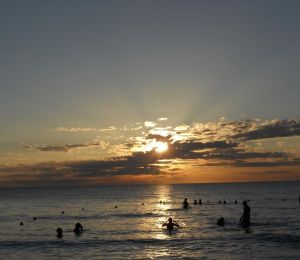 At the westernmost tip of the island, Negril is famous for its beautiful sunsets. (Photo: Courtesy of Mary Veira)