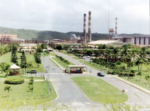 The Jamalco plant. Can anyone tell me what the Government intends to do with its stake?