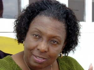 "Olivia ""Babsy"" Grange, Jamaica Labour Party Member of Parliament and Opposition Spokesperson."
