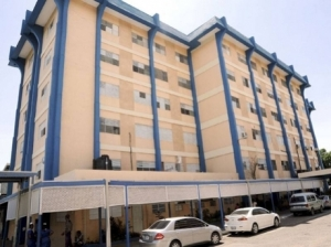 Victoria Jubilee Hospital. (Photo: Gleaner)